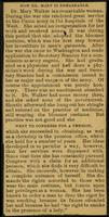 "How Dr. Mary is Remarkable (newspapers),  September 23, 1889<blockquote class=""juicy-quote"">""She demands the rights accorded to those who wear the male costume, but insists upon her privileges as a woman.""</blockquote><div class=""view-evidence""><a href=""http://doctordoctress.org/islandora/object/islandora:1494/story/islandora:1528"" class=""btn btn-primary custom-colorbox-load""><span class=""glyphicon glyphicon-search""></span> Evidence</a></div>"