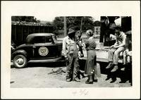 "American Women's Hospitals, Rural Services mobile clinic vaccinating a man (photograph), circa 1935<blockquote class=""juicy-quote"">An American Women's Hospital doctor ( in ""AWH"" armband) administers a shot to a local man in Jellico, Tennessee.</blockquote><div class=""view-evidence""><a href=""http://doctordoctress.org/islandora/object/islandora:1859/story/islandora:2088"" class=""btn btn-primary custom-colorbox-load""><span class=""glyphicon glyphicon-search""></span> Evidence</a></div>"