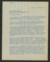 "Letter from Anne Dike to Dr. Hazel Bonness (correspondence),  November 12, 1919<blockquote class=""juicy-quote"">""[The people] have as yet, received very little support from the Government, and are therefore greatly in need of help from their Allies.""</blockquote><div class=""view-evidence""><a href=""http://doctordoctress.org/islandora/object/islandora:1868/story/islandora:2215"" class=""btn btn-primary custom-colorbox-load""><span class=""glyphicon glyphicon-search""></span> Evidence</a></div>"