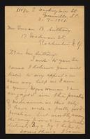 "Letter from Eliza Anna Grier to Susan B. Anthony (correspondence),  March 7, 1901<blockquote class=""juicy-quote"">""There are a great many forces operating against...the Negro in business""</blockquote><div class=""view-evidence""><a href=""http://doctordoctress.org/islandora/object/islandora:1856/story/islandora:429"" class=""btn btn-primary custom-colorbox-load""><span class=""glyphicon glyphicon-search""></span> Evidence</a></div>"